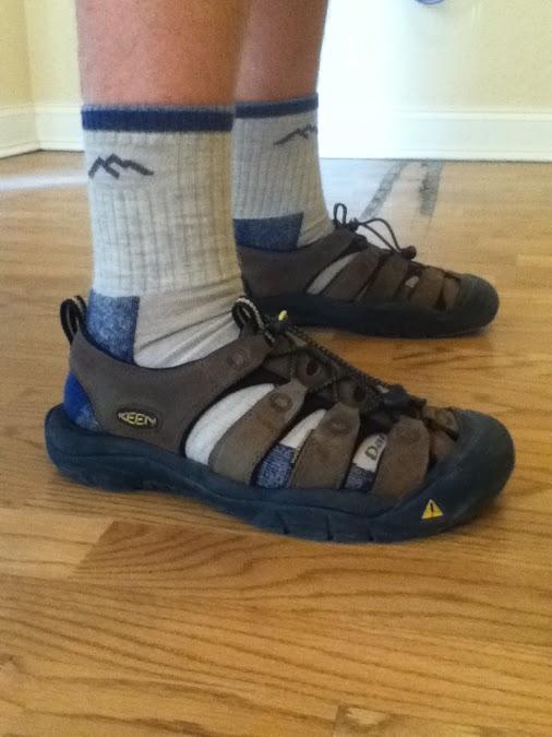 keens-socks
